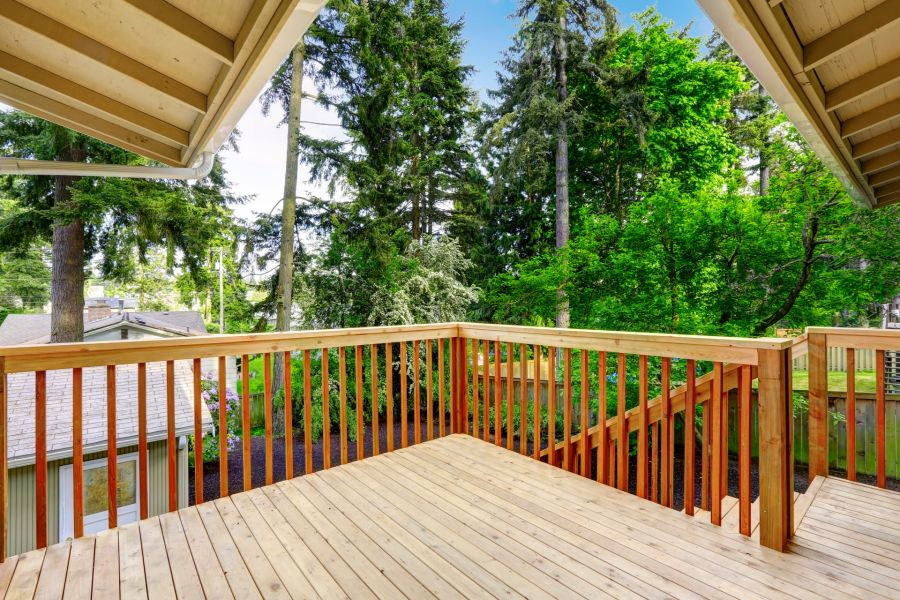 Deck Painting & Deck Staining by Complete Painting Services