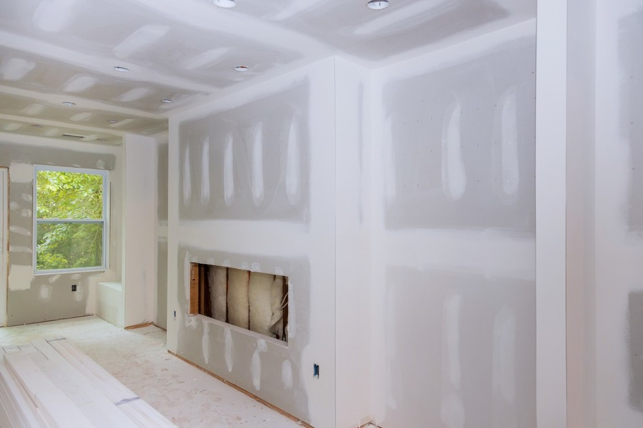 Drywall Repair by Complete Painting Services