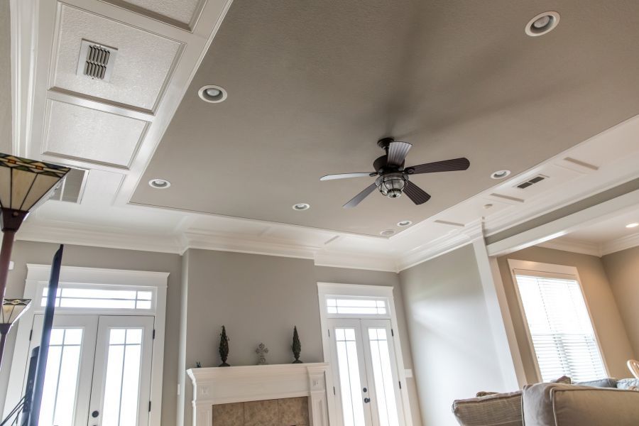 Ceiling Painting by Complete Painting Services