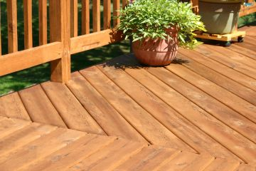 Deck building by Complete Painting Services