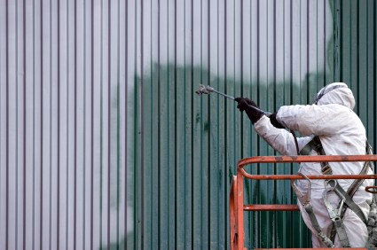 Industrial Painting by Complete Painting Services