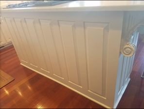 Before & After Cabinet Painting in Chesapeake, VA (3)