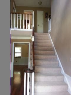 residential interior painting in Chesapeake, VA